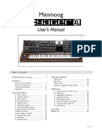 Voyager Xl Manual