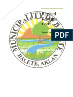 Revised Revenue Code 2008