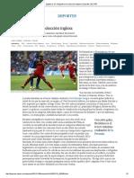 Inglaterra_ Un Refugiado en La Selección Inglesa _ Deportes _ EL PAÍS