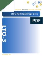 LTO3 HH Tape Drive
