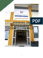 Manual de Bioseguridad Centro Medico Muncipal