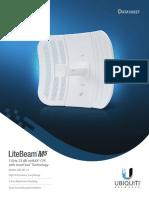 LiteBeam LBE M5 23 Ubiquiti