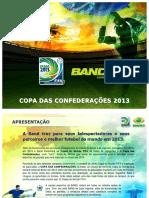 Eventos FIFA Na BAND Em 2013