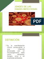 Generalidades de Las Enfermedades Infecciosas