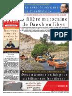Journal Le Soir d Algerie Du 09.02.2016