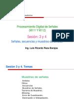 Sesión 3 y 4_Secuencias y Muestreo