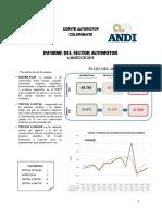 3. Informe Del Sector Automotor a Marzo 2015