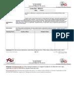 lesson plan impactfinalpapertech