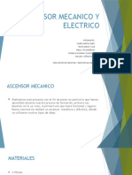 Ascensor Mecanico y Electrico[1]