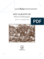 Il Primo Tentativo Di Compilazione Di Un Atlante Linguistico Albanese (1940-1944) - Res Albanicae