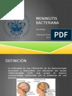 Meningitis Bacterian a Neuro