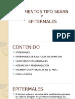 Expo de Epitermales - Apuntes