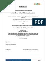DHFS Pvt Ltd, Ghaziabad