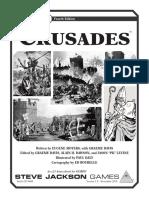 GURPS 4e - Crusades