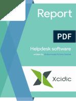 Online Helpdesk Report