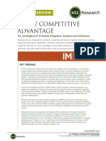 New Competitive Advantage Executive Overview