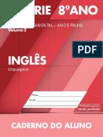 7 Caderno Do Aluno Inglês Vol 2 2014-2017 7S 8A