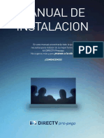 123Manual de Autoinstalacion DIRECTV Prepago V2012