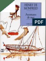 Aventures de Mer - De Monfreid