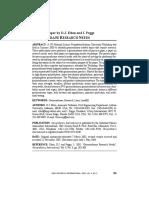 Geomembrane Research - Paper