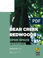 Bear Creek Redwoods plan