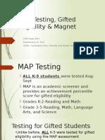 map testing 16-17