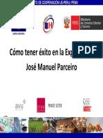 Exportar de Manera Exitosa