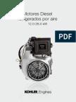 Air Cooled Diesel Engines 12.0-26.0 KW Espanol