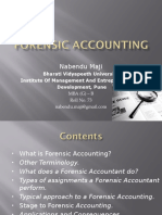 forensic accounting notes