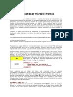 HTML Frame
