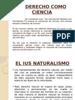 El Derecho Como Ciencia (1)