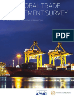Tax IndTax 2015 Global Trade Management Survey