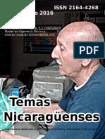Revista de temas nicaragüenses No. 95
