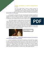 Monodia Religiosa, Profana y Canto Gregoriano