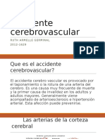 Accidente Cerebro-vascular