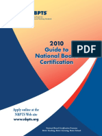 National Board Guide_2010