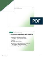 Bio chemistry 460