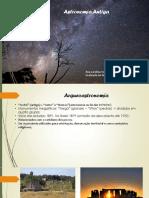 Astronomia Antiga - Apresentação