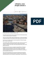 Por trás do fulgor olímpico, uma terrível guerra de drogas assola o Rio - Notícias - Internacional.pdf