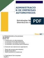 1.5 Estrategias y Distribucion Grafica