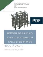 Memoria de Calculo y Analis - Base v(0.02)