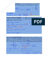Principio de Arquimedes Ejercicios Resueltos