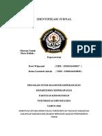 identifikasi  Jurnal keperawatan