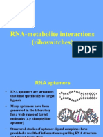 RNA and its components