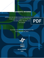 Regimento Interno - TRF 2ª Região
