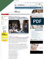 El Carlos Cano que cantaba a Diamantino y Rigoberta Menchú | Andalucía | elmundo.es