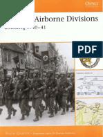 Osprey - Battle Orders 004 - German Airborne Division Blitzkrieg 1940-41