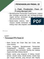 5 PAJAK PENGHASILAN Pasal 22 & Pasal 24.ppt