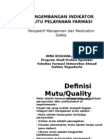 Indikator Mutu Pelayanan Farmasi.ppt