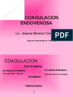 ANTICOAGULACION ENDOVENOSA (1)